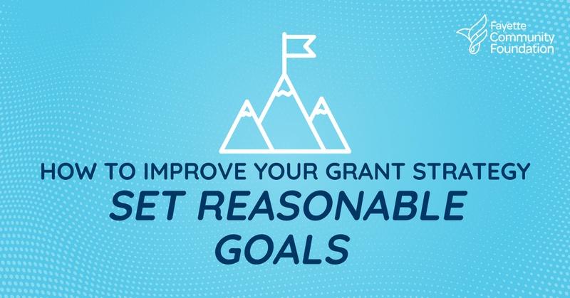 Goal: Grant Graphic