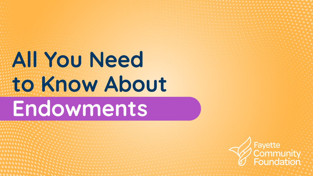 How Endowments Work Article